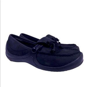 Crocs slip on Flat Loafer Shoes